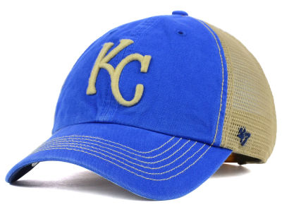 Kansas City Royals '47 MLB Santa Lucia '47 CLEAN UP Cap