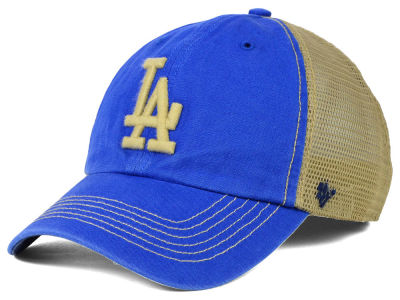 Los Angeles Dodgers '47 MLB Santa Lucia '47 CLEAN UP Cap