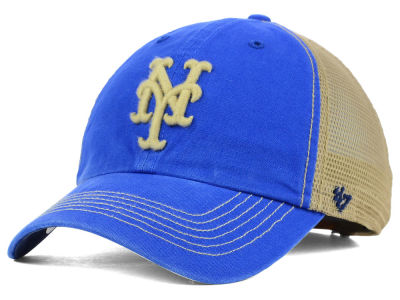 New York Mets '47 MLB Santa Lucia '47 CLEAN UP Cap