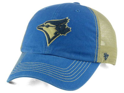 Toronto Blue Jays '47 MLB Santa Lucia '47 CLEAN UP Cap