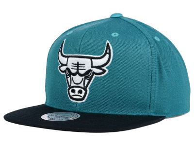 Chicago Bulls Mitchell and Ness NBA Great Gam Gam Snapback Cap