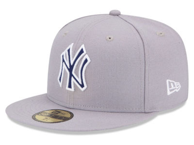 New York Yankees New Era MLB Logo Lush 59FIFTY Cap