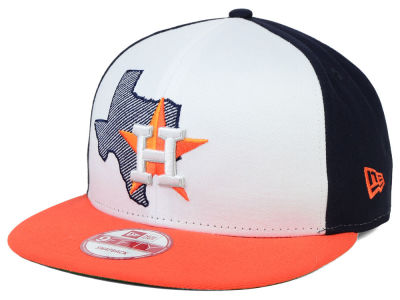 Houston Astros New Era MLB Bun B Collection 9FIFTY Snapback Cap
