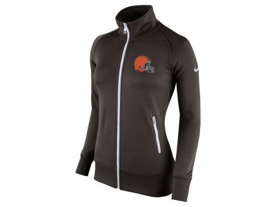 Cleveland Browns Nike NFL Women's Stadium Track Jacket