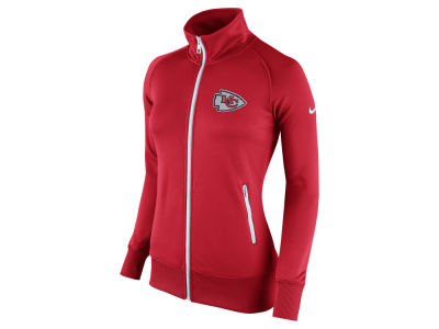 Kansas City Chiefs Nike NFL Women's Stadium Track Jacket
