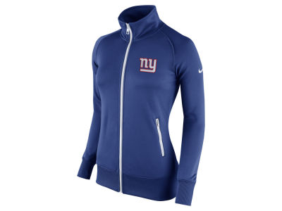 New York Giants Nike NFL Women's Stadium Track Jacket