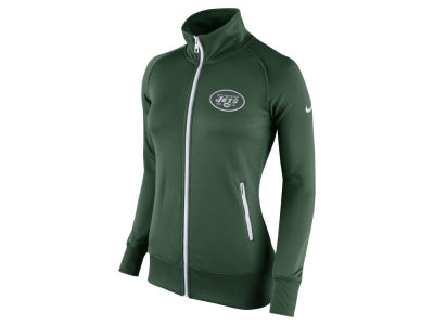 New York Jets Nike NFL Women's Stadium Track Jacket