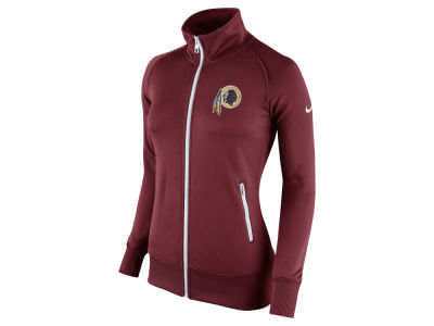 Washington Redskins Nike NFL Women's Stadium Track Jacket