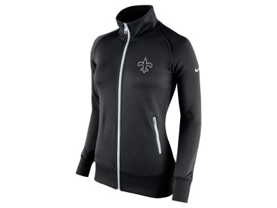New Orleans Saints Nike NFL Women's Stadium Track Jacket