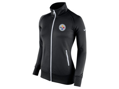 Pittsburgh Steelers Nike NFL Women's Stadium Track Jacket