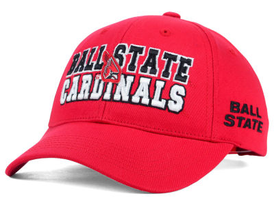 Ball State Cardinals 2 for $28 Top of the World NCAA Teamwork Cap