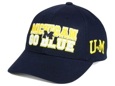 Michigan Wolverines Top of the World NCAA Teamwork Cap