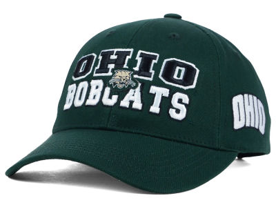 Ohio Bobcats NCAA 2 for $25 Top of the World NCAA Teamwork Cap