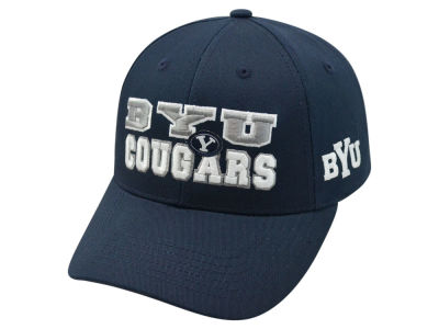 Brigham Young Cougars Top of the World NCAA Teamwork Cap