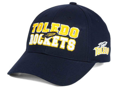 Toledo Rockets Top of the World NCAA Teamwork Cap