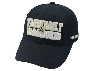 Vanderbilt Commodores NCAA 2 for $25 Top of the World NCAA Teamwork Cap