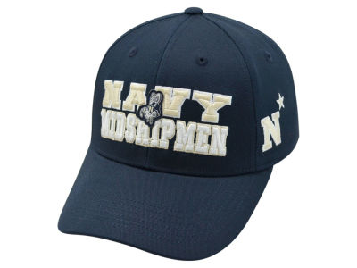 Navy Midshipmen NCAA 2 for $25 Top of the World NCAA Teamwork Cap