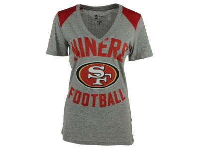 San Francisco 49ers Nike NFL Women's Stadium Football T-Shirt