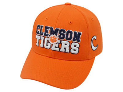 Clemson Tigers NCAA 2 for $25 Top of the World NCAA Teamwork Cap