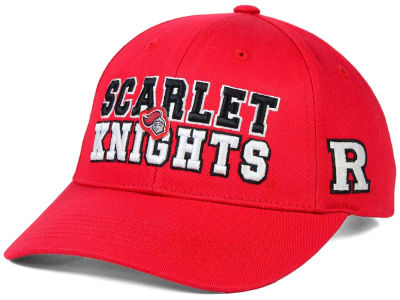 Rutgers Scarlet Knights Top of the World NCAA Teamwork Cap