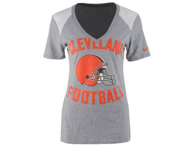 Cleveland Browns Nike NFL Women's Stadium Football T-Shirt