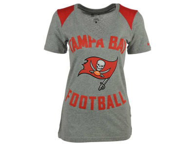 Tampa Bay Buccaneers Nike NFL Women's Stadium Football T-Shirt