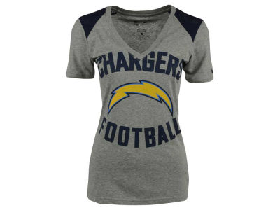 Los Angeles Chargers Nike NFL Women's Stadium Football T-Shirt