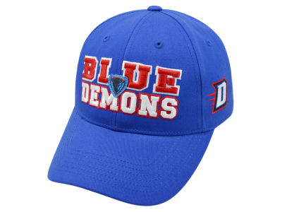 DePaul Blue Demons Top of the World NCAA Teamwork Cap