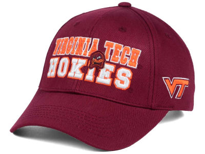 Virginia Tech Hokies NCAA 2 for $25 Top of the World NCAA Teamwork Cap