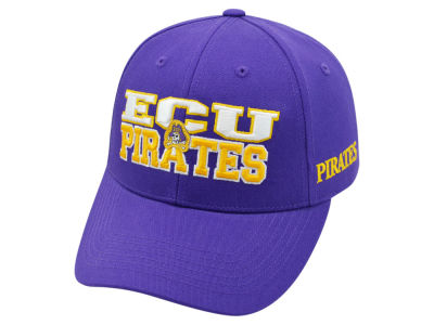 East Carolina Pirates 2 for $28 Top of the World NCAA Teamwork Cap