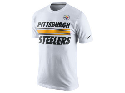 Pittsburgh Steelers Nike NFL Men's Team Stripe T-Shirt