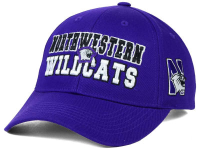 Northwestern Wildcats NCAA 2 for $28 Top of the World NCAA Teamwork Cap