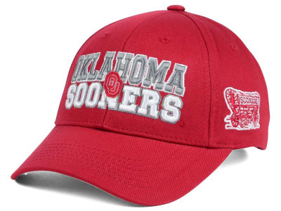Oklahoma Sooners 2 for $28 Top of the World NCAA Teamwork Cap