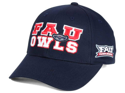Florida Atlantic Owls NCAA 2 for $25 Top of the World NCAA Teamwork Cap