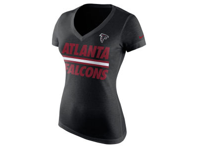 Atlanta Falcons Nike NFL Women's Team Stripe T-Shirt