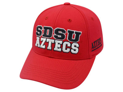 San Diego State Aztecs 2 for $28 Top of the World NCAA Teamwork Cap
