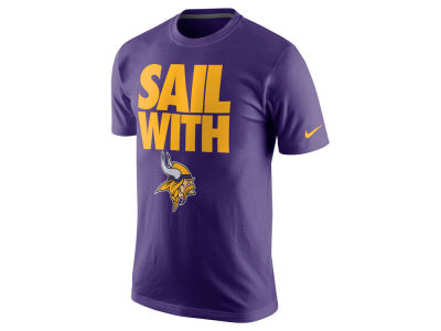 Minnesota Vikings Nike NFL Men's Team Spirit T-Shirt