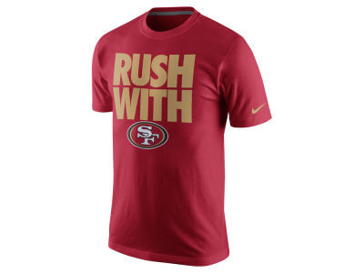 San Francisco 49ers Nike NFL Men's Team Spirit T-Shirt