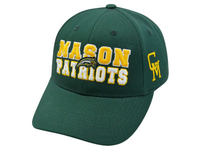 George Mason Patriots 2 for $28 Top of the World NCAA Teamwork Cap