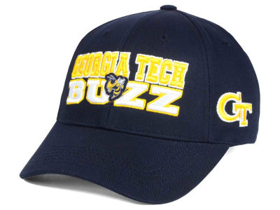 Georgia-Tech NCAA 2 for $25 Top of the World NCAA Teamwork Cap