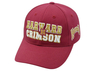 Harvard Crimson Top of the World NCAA Teamwork Cap
