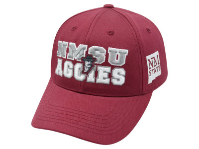 New Mexico State Aggies 2 for $28 Top of the World NCAA Teamwork Cap