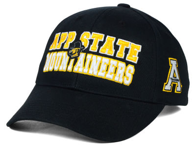 Appalachian State Mountaineers Top of the World NCAA Teamwork Cap