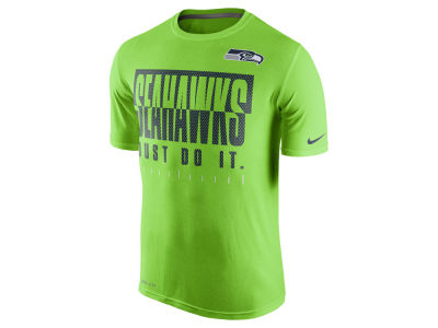 Seattle Seahawks Nike NCAA Youth JDI Legend T-Shirt