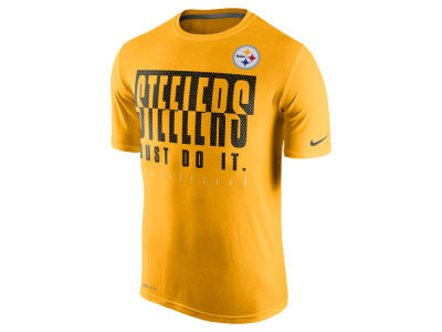 Pittsburgh Steelers Nike NCAA Youth JDI Legend T-Shirt