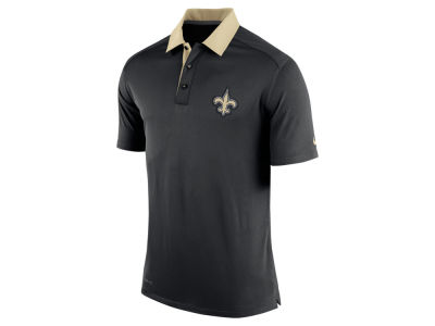 New Orleans Saints Nike NFL Elite Coaches Polo Shirt