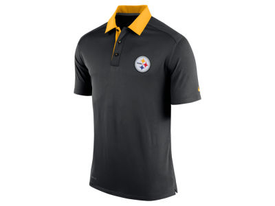 Pittsburgh Steelers Nike NFL Elite Coaches Polo Shirt