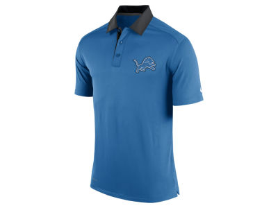 Detroit Lions Nike NFL Elite Coaches Polo Shirt