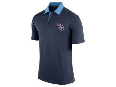 Tennessee Titans Nike NFL Elite Coaches Polo Shirt