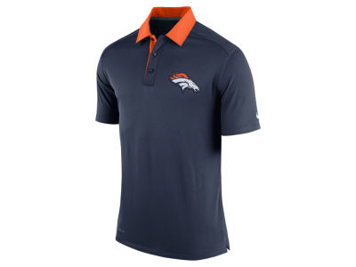 Denver Broncos Nike NFL Men's Elite Coaches Polo Shirt